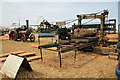 ST9309 : Great Dorset Steam Fair - reciprocating saw by Chris Allen