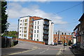 TQ5840 : Flats, Grosvenor Bridge by N Chadwick
