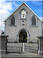 S4329 : Kilmacoliver Church by kevin higgins