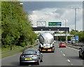 TQ4670 : A20 Sidcup Bypass by David Dixon