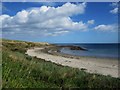 NU2424 : The beach at Low Newton-by-the-Sea by Graham Robson