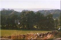 SD7152 : Hodder Valley at Slaidburn by David Leeming