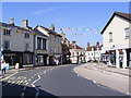 TM3389 : A144 St.Mary's Street, Bungay by Adrian Cable