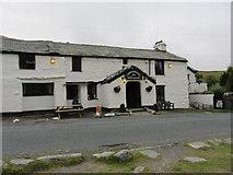 NY4008 : Kirkstone Inn by Carol Walker