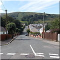 SO1507 : View down Vale View, Tredegar by Jaggery