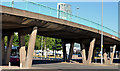 J3474 : Station Street/Bridge End flyover, Belfast (1 in 2013) by Albert Bridge