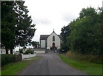 N0429 : The Catholic Chapel at Clonfinlough by Eric Jones