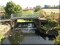 TQ2319 : Weir at Wineham by Josie Campbell