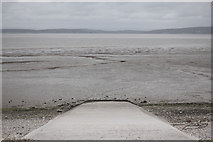 SD4364 : Slipway, Morecambe by Mark Anderson