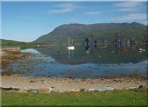 NH1098 : Loch Kanaird Ardmair by Steve Houldsworth