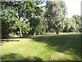 SO9397 : East Park Corner by Gordon Griffiths