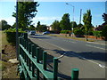 SU9878 : Junction of Upton Court Road and Buckland Avenue by Shazz