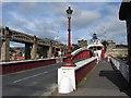 NZ2563 : High-level and Swing Bridges, Newcastle by Gareth James