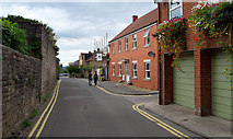 ST5038 : Silver Street, Glastonbury by Rossographer
