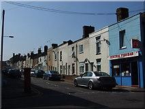 TQ7668 : Britton Street, Gillingham by Chris Whippet