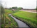 SP0077 : River Rea Longbridge by Roy Hughes