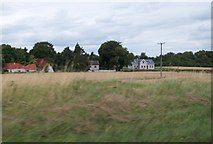 N2620 : Rural settlement north of the N52 at Derrynahinch by Eric Jones