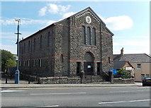 SO1408 : Castle Street Church, Tredegar by Jaggery