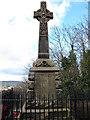 NT9928 : Tower Hill war memorial by Stephen Craven