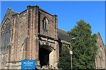NT2273 : Murrayfield Parish Church by Leslie Barrie