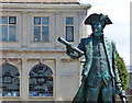 TF6120 : Statue and Custom House by Mat Fascione