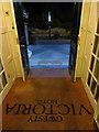 SH5571 : Gwesty Victoria Hotel doormat by John S Turner