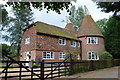 TQ6933 : Chingley Manor Oast by Julian P Guffogg
