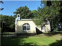 ST8707 : Portman Chapel, Bryanston: August 2013 by Basher Eyre