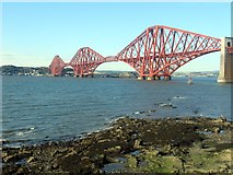 NT1378 : The Forth Bridge by James Denham