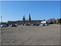 NT2473 : Morrison Street Car Park by Stephen Craven