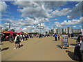 TQ3784 : National Paralympics Day, Olympic Park by Paul Gillett