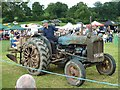 SJ1901 : Berriew Show - the parade by Penny Mayes