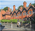 SK5641 : Berridge Road: Watson Fothergill's Norris Ladies' Home by John Sutton