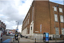 TQ2772 : Government Offices, Tooting by N Chadwick