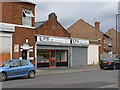 SK3733 : Former Co-operative store by Alan Murray-Rust