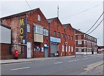 TA0827 : English Street, Kingston upon Hull by Bernard Sharp