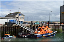 ND1070 : RNLI Thurso, Ferry Pier, Scrabster, near Thurso - 2 by Terry Robinson
