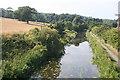 NS9976 : Union Canal near Preston House by Anne Burgess