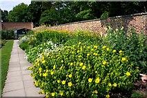 NZ1758 : The Walled Garden, Gibside by Paul Buckingham
