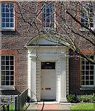 TQ2274 : Detail of Downshire House, Roehampton Lane by Stephen Richards