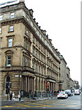 NS5965 : Former GPO building, Glasgow by Thomas Nugent
