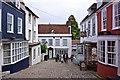 SZ3295 : Quay Street, Lymington by Paul Buckingham