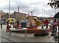 SJ8990 : A fun day on Mersey Square by Gerald England