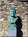 S6922 : Bust, Senator Edward M Kennedy (1932 - 2009) by Kenneth  Allen