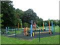 TQ2464 : The playground in Seears Park by Marathon