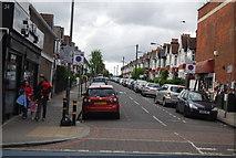 TQ2772 : Fircroft Rd by N Chadwick