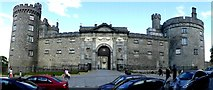 S5055 : Panoramic view of Kilkenny Castle by Kenneth  Allen