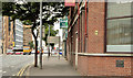 "J3474 : The ""Nambarrie"" site, Belfast (9) by Albert Bridge"