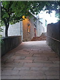 HU4741 : Lerwick: Navy Lane by Chris Downer