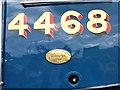 SK9135 : 4468 Mallard by David Dixon